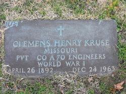 Clemens Henry Kruse