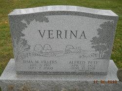 Irma M <i>Villers</i> Verina
