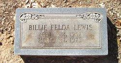 Billie Felda Lewis