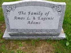 Eugenie Ann <i>Williams</i> Adams