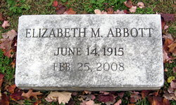 Elizabeth <i>McMillin</i> Abbott