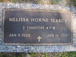 Melissa <i>Horne</i> Searcy