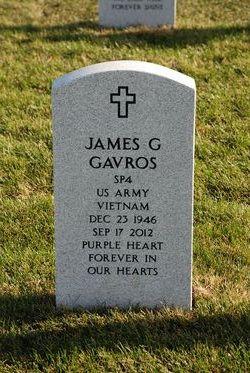 James Gerald Gavros