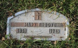 Mary Ellen <i>Garner</i> Boyd