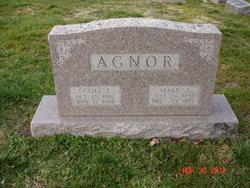 Mary Jane <i>Talbott</i> Agnor
