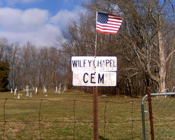 Wiley Chapel Cemetery