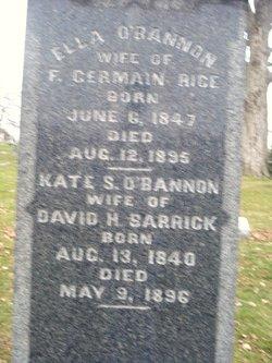 Kate S. <i>O'Bannon</i> Barrick