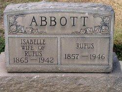 Rufus Abbott