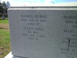 Ellen <i>Shea</i> Burns