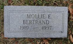Mollie E <i>Urac</i> Bertrand