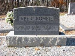 Olive <i>McDonald</i> Abercrombie
