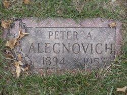 Peter A. Alecnovich