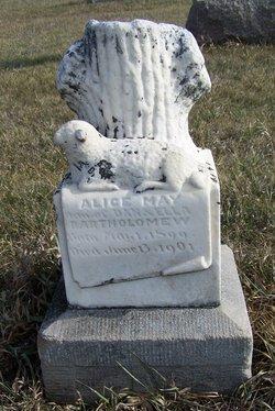 Alice May Bartholomew