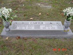 Margaret <i>Edens</i> Carter