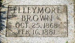 Elleymore Brown