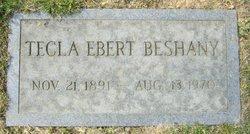 Tecla <i>Ebert</i> Beshany
