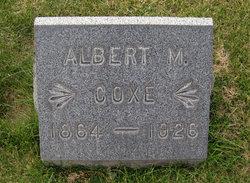 Albert M Coxe
