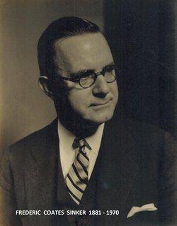 Frederic Coates Sinker