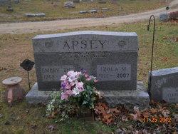 Izola M Apsey