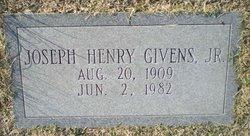 Joseph Henry Givens, Jr