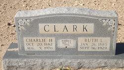 Charlie H Clark