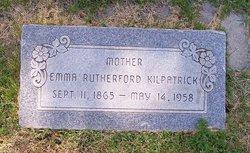 Emma Mae <i>Thornton</i> Kilpatrick