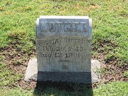 Augusta J Anderson