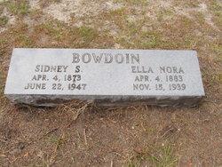 Ella Nora <i>Scott</i> Bowdoin