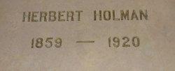 Herbert Holman