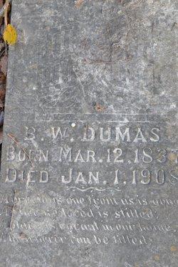 B W Dumas