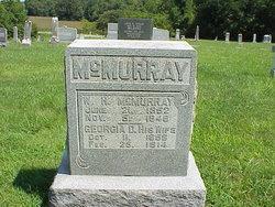 Georgia <i>Shortridge</i> McMurray
