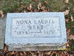 Winona Laurel Nona <i>Elkins</i> Webb