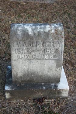 Irvin Valentine Abernethy