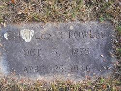Charles David Fowler