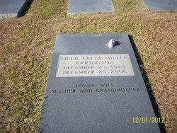 Tillie Olene <i>Miller</i> Arrington