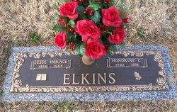 Honorine C. Elkins