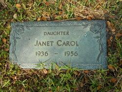 Janet Carol <i>Edwards</i> Robbins