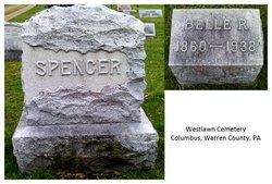 Belle R Spencer