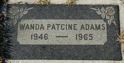 Wanda Patcine Adams