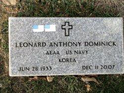 Leonard Anthony Len Dominick