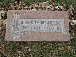 John Gilmore Robison