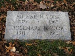 Rosemary <i>Bretzman</i> York