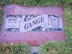 Clara Mae <i>Brady</i> Gange