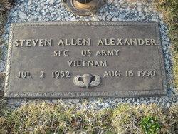 Steven Allen Alexander