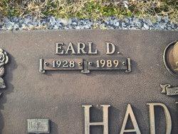 Earl D. Haddock