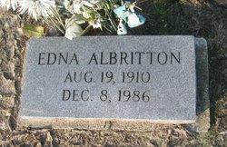 Edna <i>Bonaventure</i> Albritton
