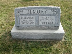 Wilmer Glendon Demory