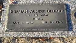 Herman Albert Dillard