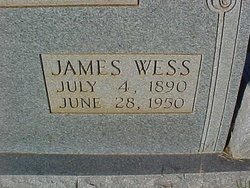 James Wesley Wess Coalson
