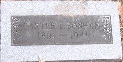 Carter L Bonham